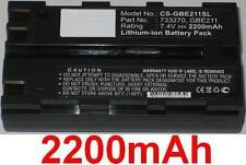Batterie 2200mAh type 733270 GBE211 Pour LEICA ATX900