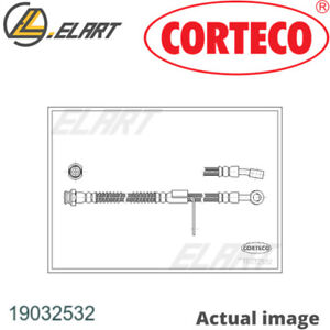BRAKE HOSE FOR HYUNDAI EXCEL I X 3 G4ER G4EH G4EK ACCENT I X 3 CORTECO PHD621