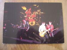 Carte postale Postcard STARSHOOTER musicien MUSIQUE Hard Rock 12 x 17 cm
