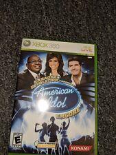 Xbox 360 American Idol Karaoke Revolution Encore