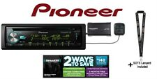 Pioneer DEH-S6000BS Cd Receiver w/ SiriusXM Satellite Radio SXV300v1