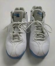 Jordan Men white And blue Shoes, Sneaker Size 13