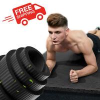 Exercise Gym Flooring Mat Non-Slip Yoga Fitness Sport Pad Bandage Big Size Mats