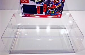 1 Console Box Protector Nintendo SWITCH MARIO ODYSSEY / SPLATOON  System Boxes
