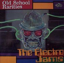 Various – Old School Rarities - The Electro Jams