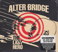 Alter Bridge - The Last Hero (2016)  CD  Limited Edition  NEW/SEALED  SPEEDYPOST