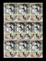 (10) 2019 Bowman Draft CORBIN CARROLL Rookie #BD-125 Rookie 1st Diamondbacks LOT