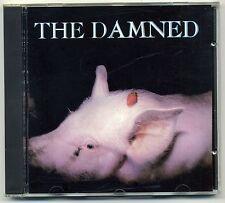 Damned - Strawberries CD FIRST 1993 US PRESS Five BONUS TRACKS Captain Sensible