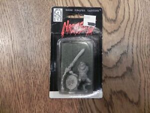 Grim Reaper Nasteez 1121 Cave Troll with Spear Sealed Blister