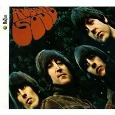 "THE BEATLES ""RUBBER SOUL (REMASTER)"" CD NEW"