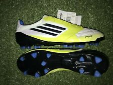 New Adidas F50 Adizero Trx FG Leather Pro Football Boots-Soccer Cleats UK 13