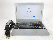 "Samsung Chromebook 11.6"" XE303C12 A01US 2GB 16GB 1.7GHz, Grade C with Charger"