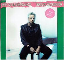 BRUCE COCKBURN - Big Circumstance -1989 UK/German Direct Metal Mastered vinyl LP