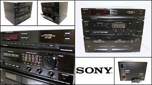 SONY LBT-D105 Compact Hi-Fidelity Stereo HiFi System