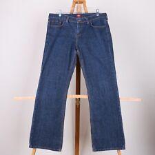 Dickies Relaxed Dark Wash Jeans Womens 10 Regular