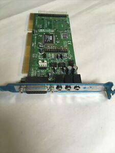 ESS Wavetable MPB-000074 ISA Sound Card @MB259