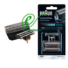 Combi Pack afeitadora Braun 51B Waterflex
