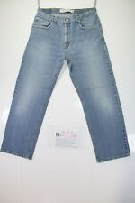 Levis 559 Relaxed Straight(Cod. H2236)Tg48 W34 L30 jeans usato Vita Alta Vintage