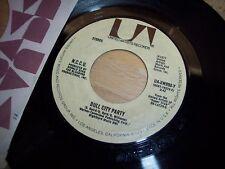 "VG+ 1977 N.C.C.U. Sleepy Time Is Over / Bull City Party 7"" 45RPM w/ppr slv"