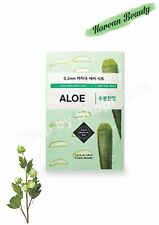 UK SELLER Etude House 0.2 Therapy Air Mask 20ml X 5ea Aloe