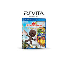 Brand New PSVITA LittleBigPlanet Games For Playstation Vita Psvita - Sealed