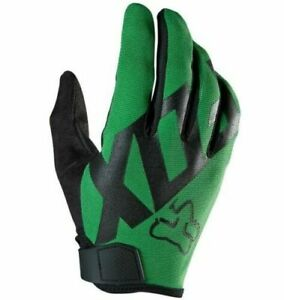 2020 Fox Racing Mens Ranger Racing Mountain Bike BMX MTX MTB Gloves Green
