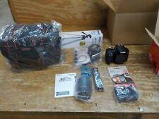 Canon EOS Rebel T100 EF-S 18-55MM F/3.5-5.6 is II Lens KIT