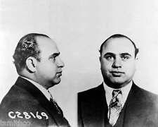 Al Capone Mugshot Mafia Mob 8x10 Photo 007