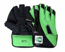 Match Wicket Keeping Gloves Limited Edition Grain Palm Free Shipping Usa 5-6Day