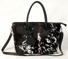 Large Cowhide Tote Bag Handbag Purse Shoulder Laptop Bag Pocketbook Woman SA-17