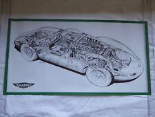 JAGUAR xj13 5.0 L V12 LE MANS 1966 prototype voiture de course 100/% coton t-shirt homme
