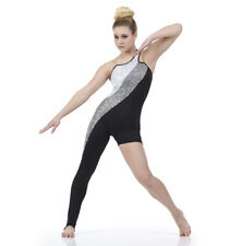Adult 3XL Neutrality Stirrup Unitard Dance Costume Contemporary