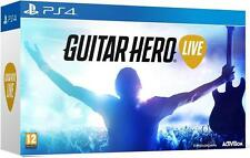 Guitar Hero Live (Sony Playstation 4, 2015)