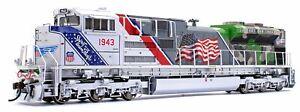 "Athearn Genesis SD70AH  1943 ""Spirit of Union Pacific"" (NEW) Tsunami 2 HO scale"