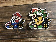 Super Mariokart 8 Pack! NES SNES Nintendo Switch Decal Sticker Jdm Honda Euro VW