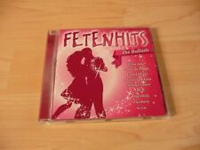 CD Fetenhits - The Ballads - 16 Songs: Michael Jackson Elton John Sarah Connor