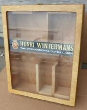 More details for henri wintermans (the international dutch cigar) counter display cabinet