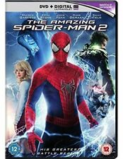 The Amazing Spider-Man 2 DVD New & Sealed 5051159139955