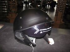 Speed & Strength SS410 1/2 Shell Street Helmet, Size Small, New