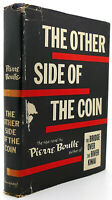 Pierre Boulle THE OTHER SIDE OF THE COIN  1st Edition 1st Printing
