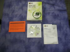 AVG Internet Security 2012 [3 PCs / 1 Year Protection] (Opened)