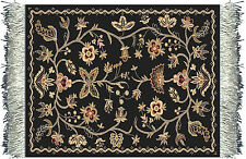 """MOUSERUG MOUSE PAD SOMERSET  COLONIAL RUGS WILLIAMSBURG ORIENTAL RUGS 10""""X 7.25"""""""
