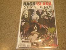 Hack/Slash: Slice Hard [nn] (Dec 2006, Devil's Due Publishing)