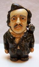 Edgar Allan Poe Pot Belly Great Artists Collectible