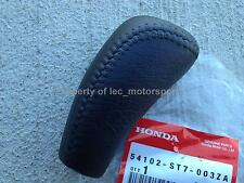 New OEM Honda Acura Integra 5-Speed LS RS GSR B18C VTEC PVC Leather Shift Knob