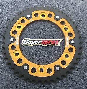 Supersprox Pignon Honda CBR 1000 RR, SC57, SC59, Course # 520, 1308-44, 44 Z