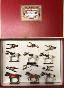 CBG Mignot: Boxed Set - Gendarmes D'Elite. Post War c1970