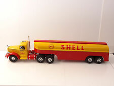 Smith Miller Mack Shell Gasoline Tractor Trailer Tanker Truck 141 of 300 New