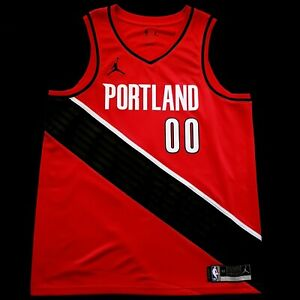 "Nike Swingman Portland Trail Blazers Statement Jersey ""Carmelo Anthony"" 2021"