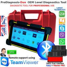 Pro diagnóstico y fácil Diag OBD2 diagnóstico completo, codificación, restablecer y programación herramienta